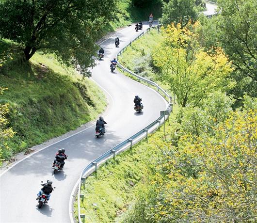 10 ciudades de España que visitar en una ruta en moto