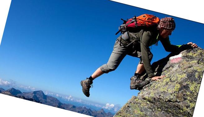 Mapas y ficheros GPS de las mejores rutas de alpinismo por las mejores montañas del mundo