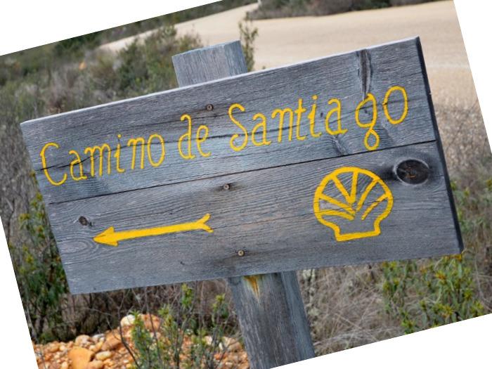 Mapas con las principales rutas alternativas para hacer el Camino de Santiago disfrutando de los mejores paisajes