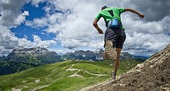Mapas y ficheros GPS de rutas de trail running